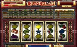 Grand Slam Jackpot Deluxe